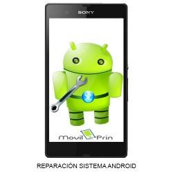 Reinstalación Sistema Operativo / Sony Xperia T3 - D5103