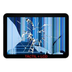 Cambiar Pantalla completa Tablet Wize 3017