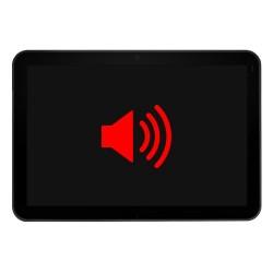 Reparar Audio Tablet Wize 3017