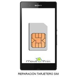 Reparar Lector Sim / Sony Xperia T3 - D5103
