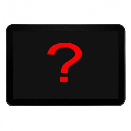 Presupuesto de reparación de tablet SmartQ U7