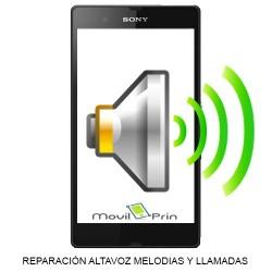 Reparación Altavoz / Sony Xperia E