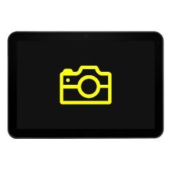 No funciona la cámara de tablet Acer Iconia B