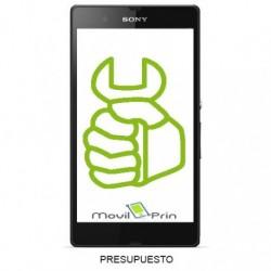 Presupuesto Sony Xperia Z5