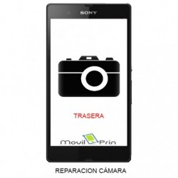 Cámara Trasera / Sony Xperia M2 AQUA