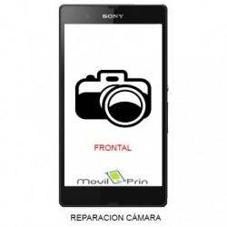Cámara Frontal / Sony Xperia M2  AQUA