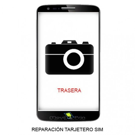 Camara Trasera / LG G4