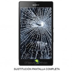 Pantalla Completa / Sony Xperia T3 - D5103