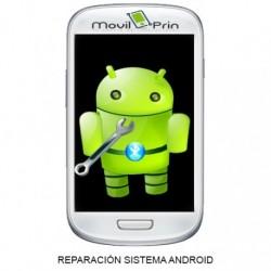 Reinstlación del sistema / Samsung Galaxy J5