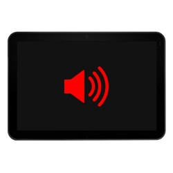 Reparar Audio Tablet miTab Amsterdam 10.1