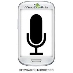Reparaciones Micrófono / Samsung S SCL i9003