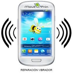 Reparación Botón de vibración / Samsung S3 Mini i8190