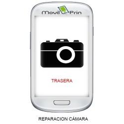 Reparación Cámara Trasera / Samsung S3 Mini i8190