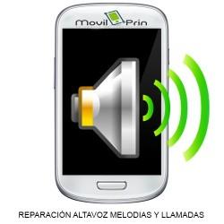 Reparación Altavoz / Samsung S3 Mini i8190