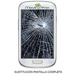 Reparación Pantalla Completa / Samsung Express i8730