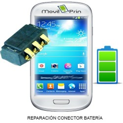 Reparación Conector Batería / Samsung Express i8730