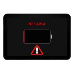 "Cambio conector de carga Creative ZIIO 7"""