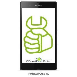 Presupuesto / Sony Xperia M2 AQUA