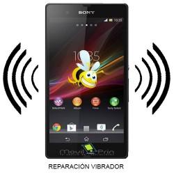 Reparación Botón Vibración / Sony Xperia SP - C5302