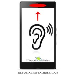 Reparar Auricular / Sony Xperia SP - C5302