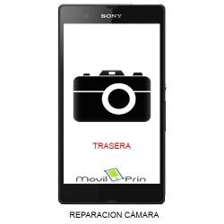 Reparación Cámara Trasera / Sony Xperia SP - C5302