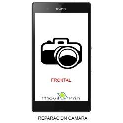 Reparación Cámara Frontal / Sony Xperia SP - C5302