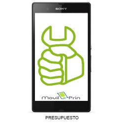 Presupuesto / Sony Xperia SP - 5302